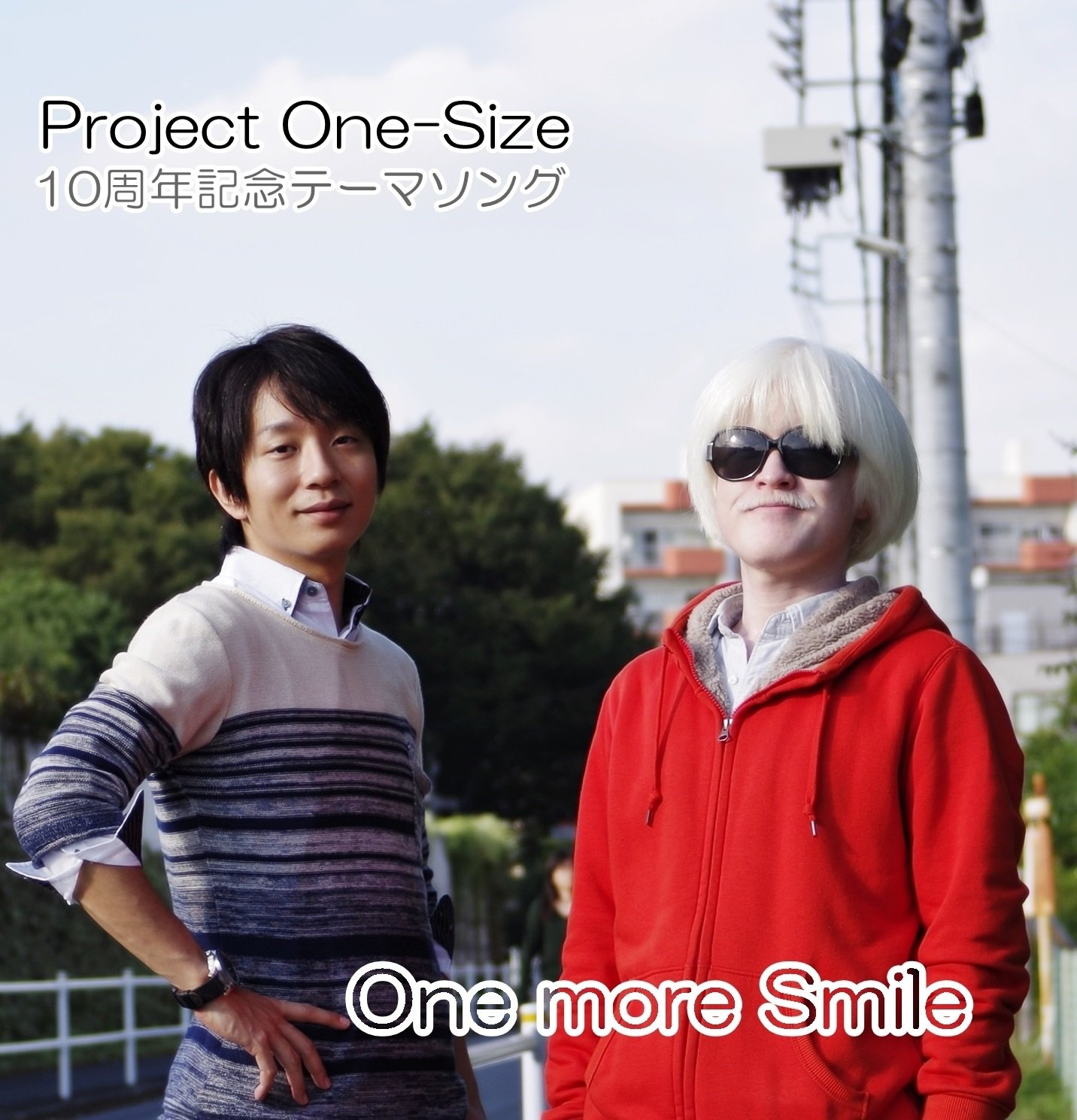 Project One-Size One more Smile